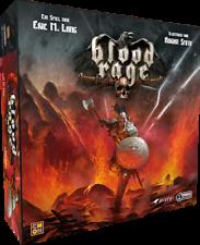 Blood Rage, Grundspiel Deutsch, CoolMiniOrNot / Asmodee