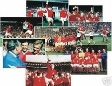 England Football Postcards