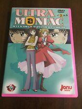 ULTRA MANIAC VOL 2 - 1 DVD PAL 2 - CAPS 6 A 10 - 125 MIN JONU MEDIA BUEN ESTADO