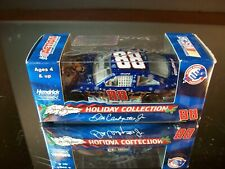 Dale Earnhardt Jr #88 Sam Bass Holiday Collection Autographed 2008 Chevrolet COT