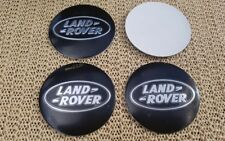 Land Rover Center Caps Defender Freelander Range Rover font dynamique Badge Logo