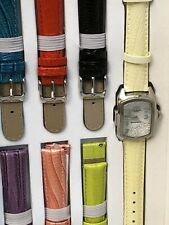 Vintage Invicta watch and 6 watchbands NIB unworn new in box Baby Lupah