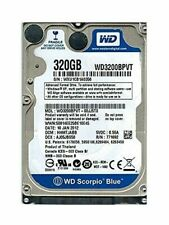 "Laptop HDD 2.5"" Internal Hard Drive SATA 320GB 5400RPM FAST & FREE DELIVERY"
