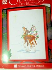 Christmas Traditions  Cross Stitch Kit  Designs for the Needle