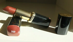 2x Loreal Star Secrets Lipstick  709 Claudia Schiffer Bronze Lippenstift NEU
