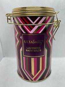 Ulta Beauty Eucalyptus Bath Salts In Tin 21.2oz/600g NEW
