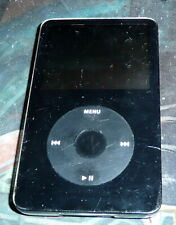Apple iPod Classic 5th Generation A1136 30GB EMC 2065 TESTED AND WORKING Black