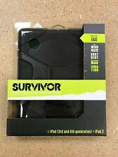 GRIFFIN SURVIVOR IPAD 2,3,4 CASE