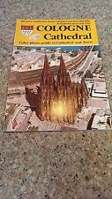 COLOGNE CATHEDRAL COLOR PHOTO GUIDE TO CATHEDRAL AND TOWN 1980 100th ANNIVERSARY