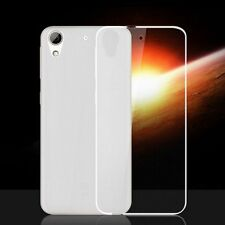 TPU Gel Rubber Tranparent Crystal Skin Soft Back Case Cover For HTC Desire 626