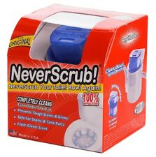 [Brand New] NeverScrub! Automatic Toilet Cleaning System. (2 Pack)