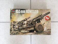 AIRFIX 155 mm Howitzer Model Kit-série 7-SCALE 1:35 (1975)
