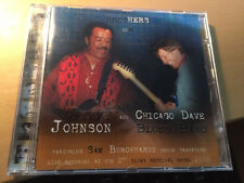 "Chicago Dave & Jimmy Johnson ""Brothers"" cd Brambus"