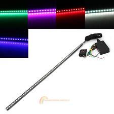 7 Farbe Led Knight Rider Blitz Strobe Scanner Neon Streifen Licht Fernbedienung