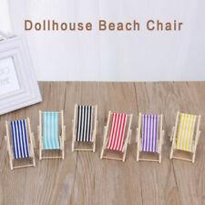 Mobilier chaises pour maison de poupées miniature