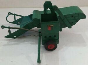 Oliver - SLIK-TOY- Grain Master Aluminum & Tin Toy vintage farm 3 9830