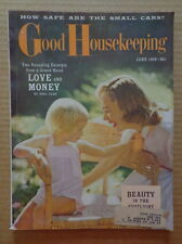 GOOD HOUSEKEEPING magazine June 1959 NOEL CLAD Novel-BERNIE FUCHS-Jack Benny