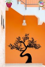 Wall Sticker Tree Branch Cool Floral Decor The Best Design For Your Place  z1518