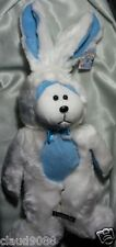 SKANSEN CUDDLY KID HOPSCOTCH THE EASTER BUNNY BEAR-BLUE MINT WITH MINT TAG 02/13