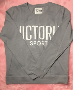 NEW! Genuine VICTORIA'S SECRET Sport Top/ Sweater - Size L - UK SELLER