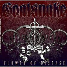 """GOATSNAKE """"FLOWER OF DISEASE"""" CD 8 TRACKS NEU"""