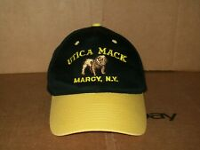 UTICA MACK MARCY, NY SNAPBACK BALL CAP / MACK TRUCKER HAT / OSFA