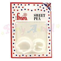 FMM Sugarcraft Sweet Pea Cutter Set of 2