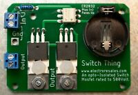 Universal Keying Circuit  for Ham or CB Transceiver or Linear Amplifier