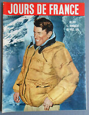 ►JDF 166-1958-HILLARY-FUCHS-BLANGUERNON-PAUL VERLAINE-MARCEL ACHARD-EVA BARTOK..