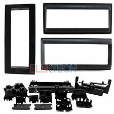 Aftermarket Single DIN Radio Replacement Dash Mount Kit for Chevrolet Vehicles