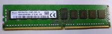 SK HYNIX 8GB PC4-17000P-R DDR4-2133P REG ECC 2RX8 MEMORY MODULE HMA41GR7MFR8N-TF