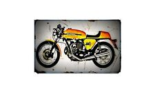 1973 ducati 750 sport Bike Motorcycle A4 Photo Poster