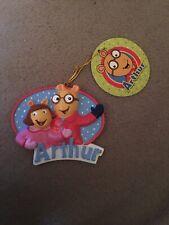 Arthur The Aardvark & Sister Dw Christmas Holiday Ornament Pbs Cartoon Character