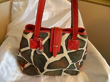 Dooney and Bourke Giraffe Handbag
