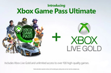 ✅⚡️ Xbox Live Gold & Game Pass Ultimate Account 12 MONTHS   Digital ❤️🎮