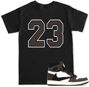 GOT EM Cactus Jack T Shirt to match with Air Jordan Retro 1 Travis shoes