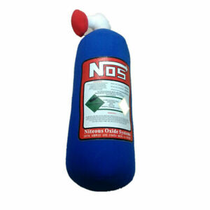 1pcs NOS Nitrous Oxide Bottle Tank Car SUV Accessories Neck Rest Headrest Pillow