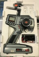 Radiocomando DX3.0 3canali 2,4Ghz Con Ricevente Spektrum SR3000 nuovo mai usato