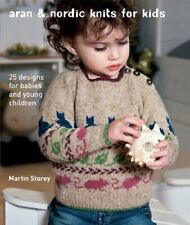 New listing  ARAN & NORDIC KNITS FOR KIDS *Excellent Condition*