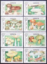 Mongolia 1990 - Mushrooms, 7 st. MNH, MG 101/L