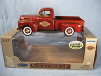Road Legends 1948 Ford F-1 Pickup Truck 50th Anniversary 1:18 Scale Diecast