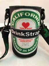 Koozie Holder Necklace Drinkstrap Beer Soda Can Bottle Cooler New HeinnyHo