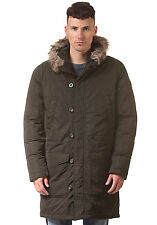 DIESEL W-KIRTON HOODED PARKA SIZE XXL 100% AUTHENTIC
