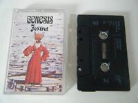 GENESIS FOXTROT CASSETTE TAPE VIRGIN CHARISMA UK 1984
