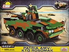 COBI Patria AMV / KTO Rosomak (2616) - 442 el. - Finnish/Polish armoured vehicle