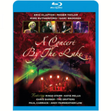 BLU-RAY  -  A CONCERT BY THE LAKE  ( ERIC CLAPTON )  ( 2010)   (NEW / NIEUW)