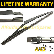 "FOR FIAT GRANDE PUNTO 2005- HATCHBACK 12"" 300MM REAR BACK WINDSCREEN WIPER BLADE"