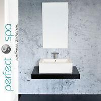Badmöbel Montreal 750 Waschtisch Badkeramik Spiegel Badezimmer Waschbecken Neu