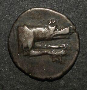 ARGOS ARGOLIS SILVER TRIOBOL. C.90-50 BC.