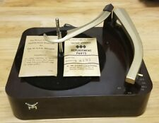 Vintage Voice Of Music Record Player Changer Model 920